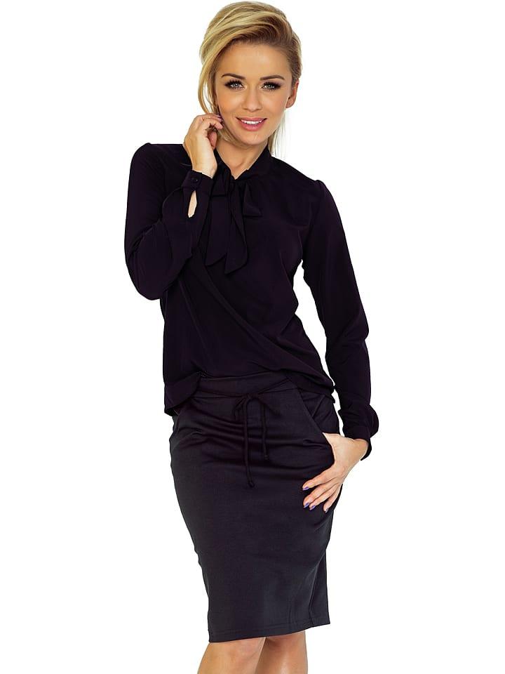Numoco Shirt in Schwarz