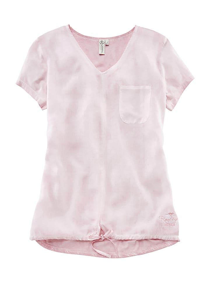 Roadsign Shirt in Rosa