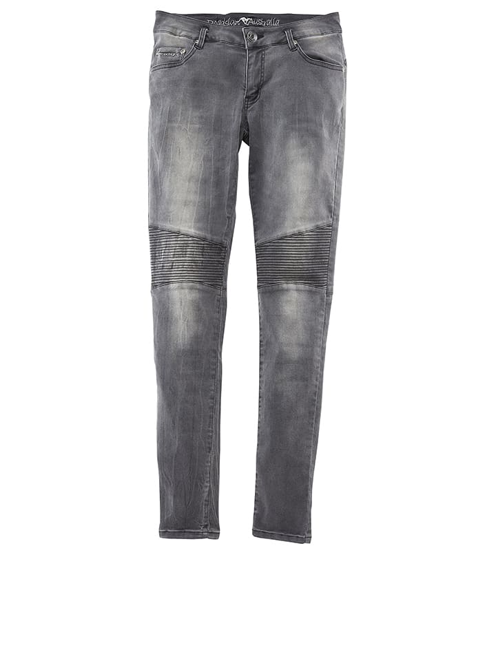 Roadsign Jeans in Anthrazit