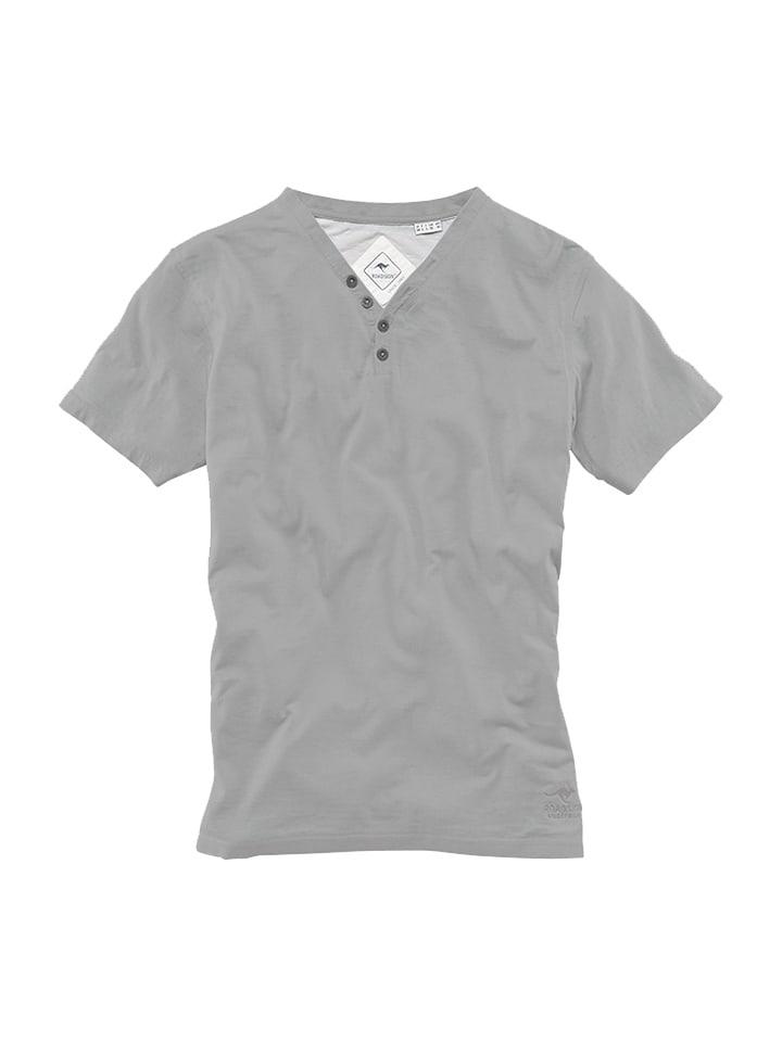 Roadsign Shirt in Hellgrau