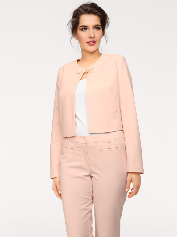 Ashley brooke by heine Jacke in Apricot