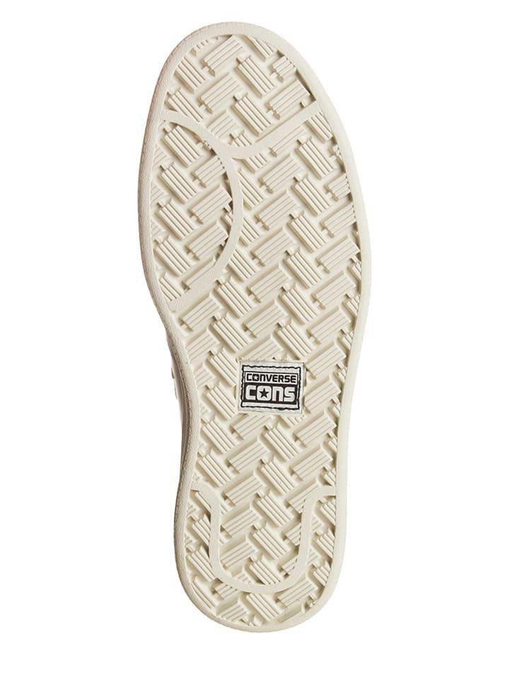 "Converse Leder-Sneakers ""Pro"" in Weiß"