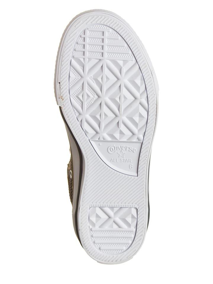 "Converse Sneakers ""Asylum"" in Sand"