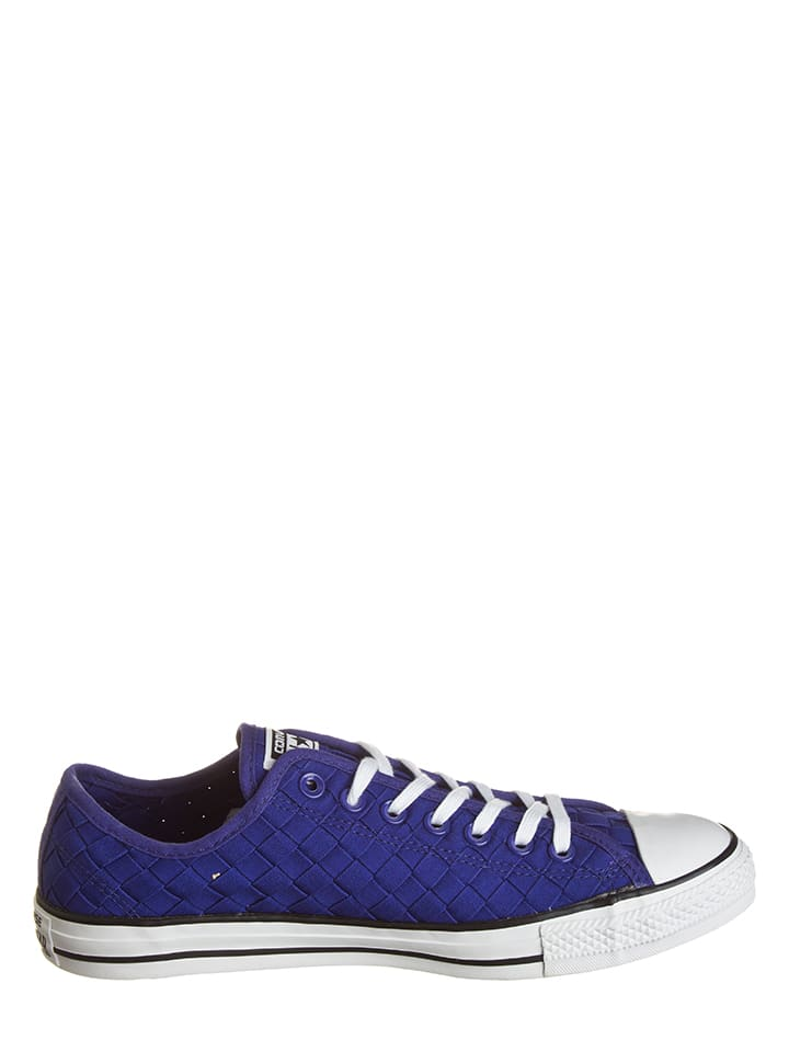 "Converse Sneakers ""Ctas Ox"" in Blau"