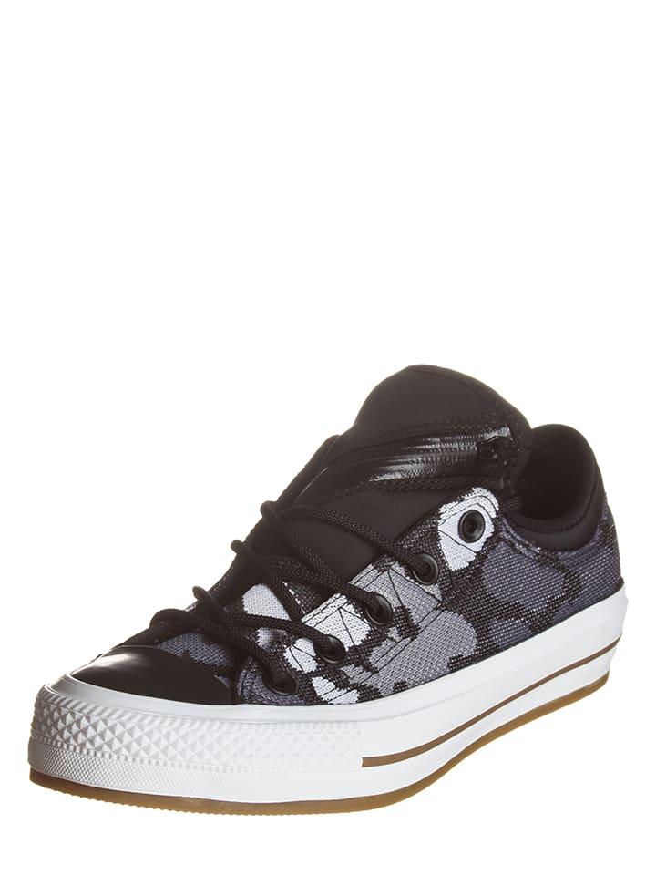"Converse Sneakers ""Ctas Ma-1"" in Schwarz/ Grau"