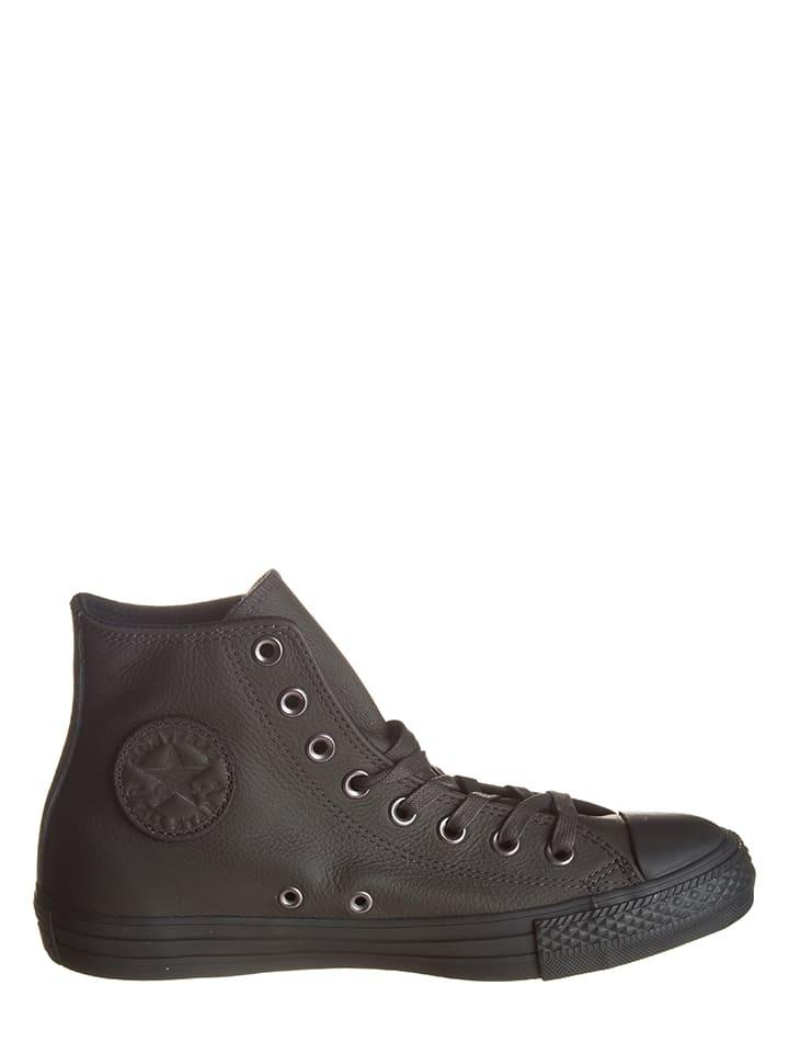 "Converse Leder-Sneakers ""Ctas Storm"" in Grau"