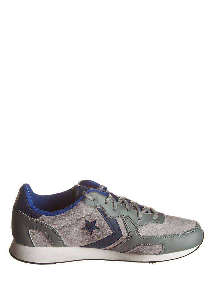 """Converse Sneakers """"Auckland Racer"""" in Hellgrau/ Grau"""