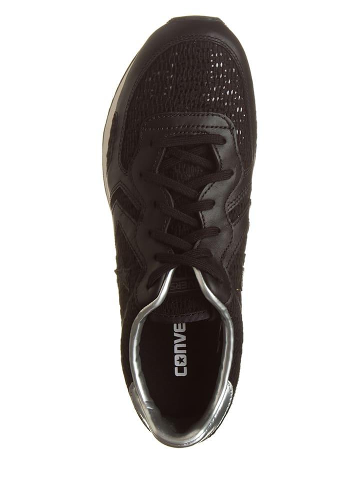 """Converse Sneakers """"Auckland Racer"""" in Schwarz"""