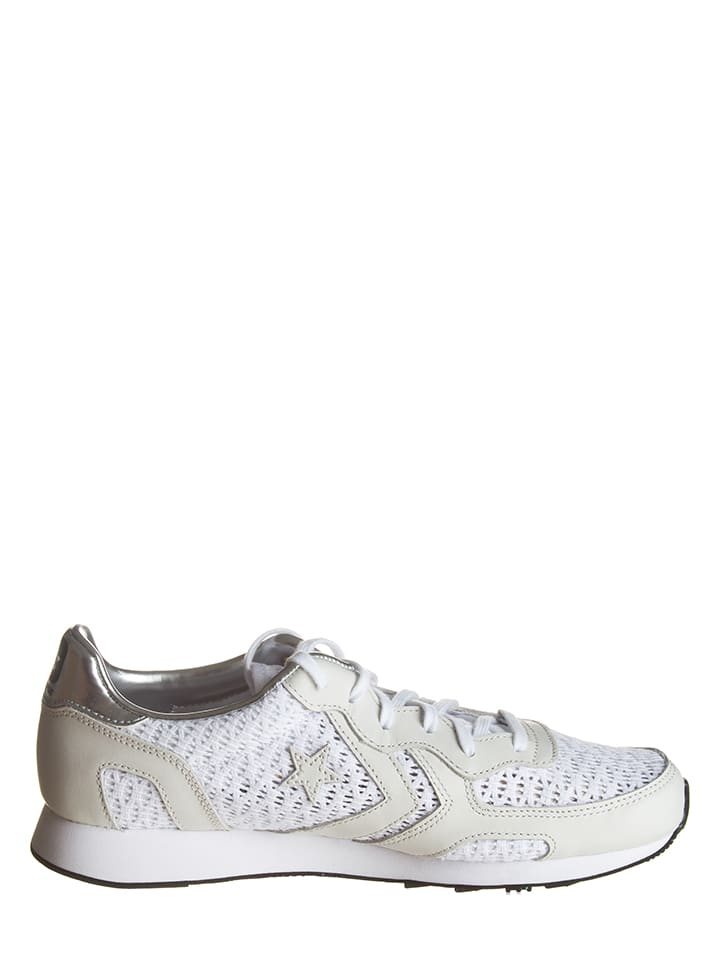 """Converse Sneakers """"Auckland Racer"""" in Weiß/ Creme"""