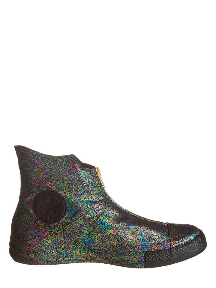 """Converse Sneakers """"Ctas Shroud"""" in Schwarz/ Bunt"""