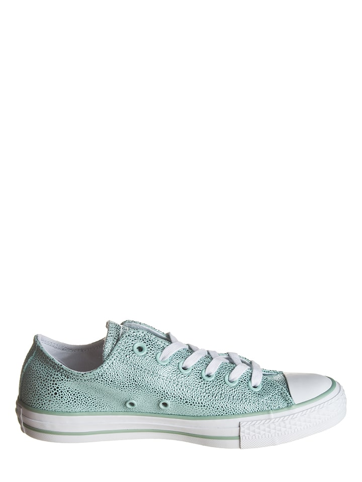 "Converse Leder-Sneakers ""Ctas Stingray"" in Mint"