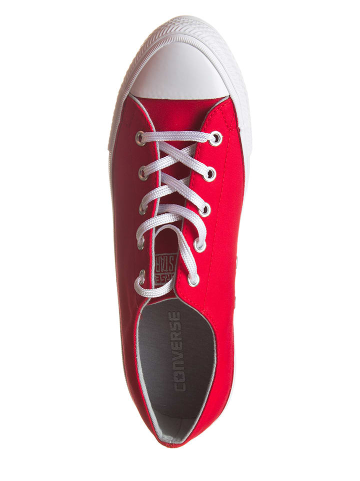 """Converse Sneakers """"Ctas Gemma"""" in Rot"""