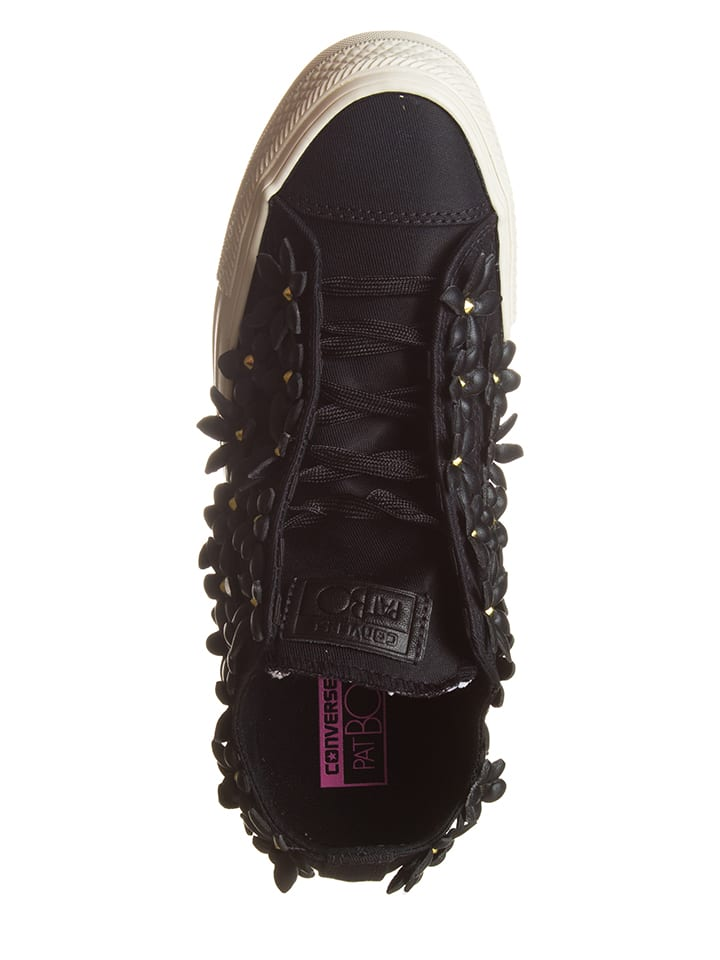 "Converse Sneakers ""Ctas Classic"" in Schwarz"