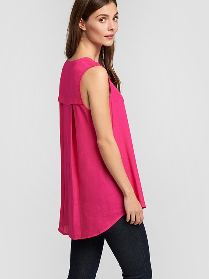 Hatley Bluse in Pink