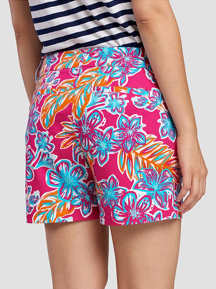 Hatley Shorts in Pink/ Bunt