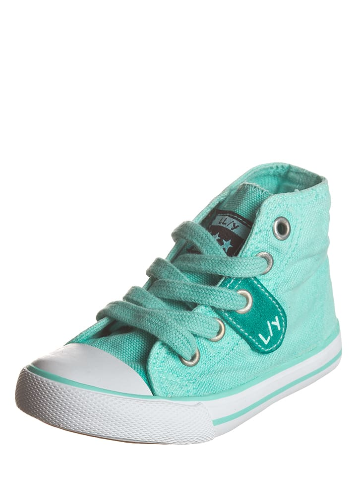 Billowy Sneakers in Mint