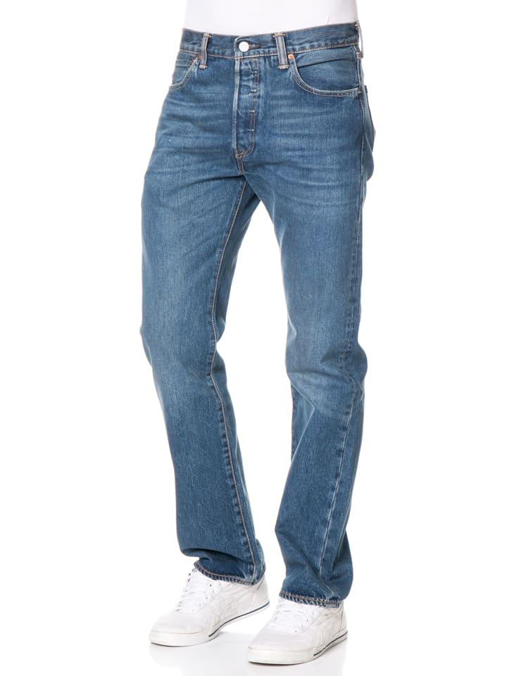 """Levi´s Jeans """"501"""" - Levisoriginal fit - in Blau"""