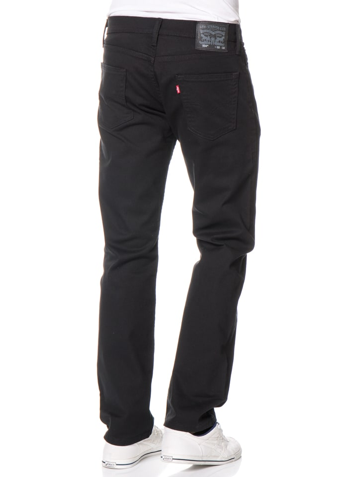 "Levi´s Jeans ""990"" - Straight fit - in Schwarz"