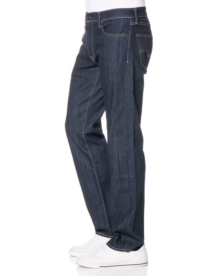 """Levi´s Jeans """"990"""" - Straight fit - in Dunkelblau"""