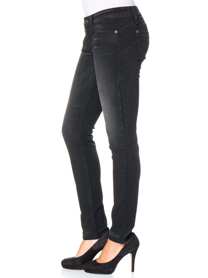 """Levi´s Jeans """"436"""" - Skinny - in Schwarz"""