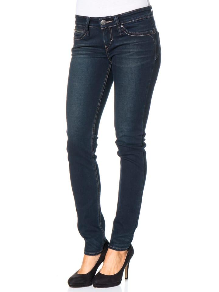 """Levi´s Jeans """"436"""" - Skinny - in Dunkelblau"""