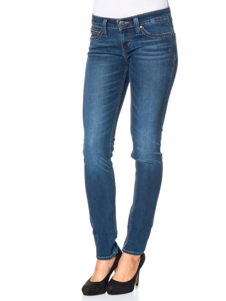 """Levi´s Jeans """"436"""" - Skinny - in Blau"""