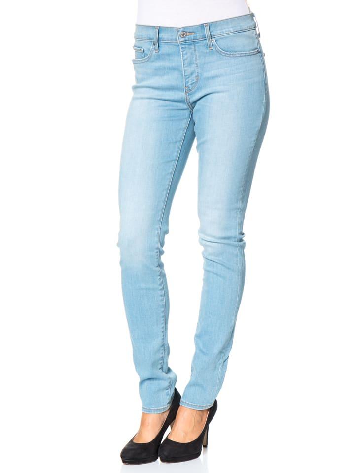 "Levi´s Jeans ""626"" - Shaping Skinny - in Hellblau"