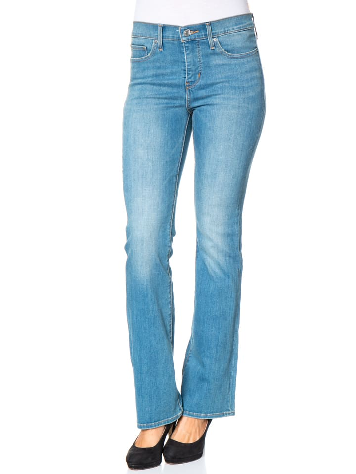 """Levi´s Jeans """"632"""" - Shaping Bootcut - in Blau"""