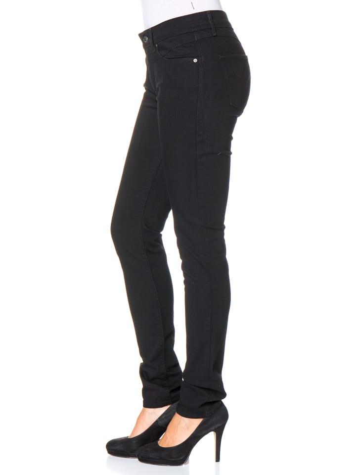 """Levi´s Jeans """"189"""" - Skinny - in Schwarz"""
