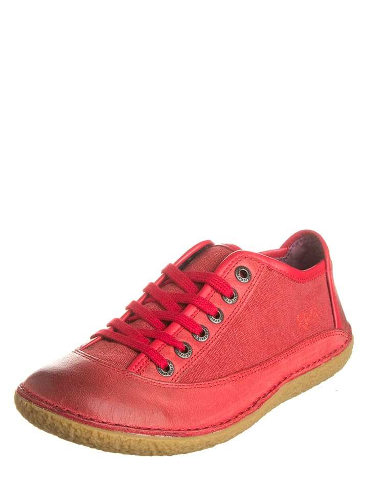"Kickers Sneakers ""Hollyday"" in Rot"