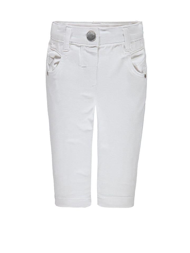 Kanz Hose in Weiß