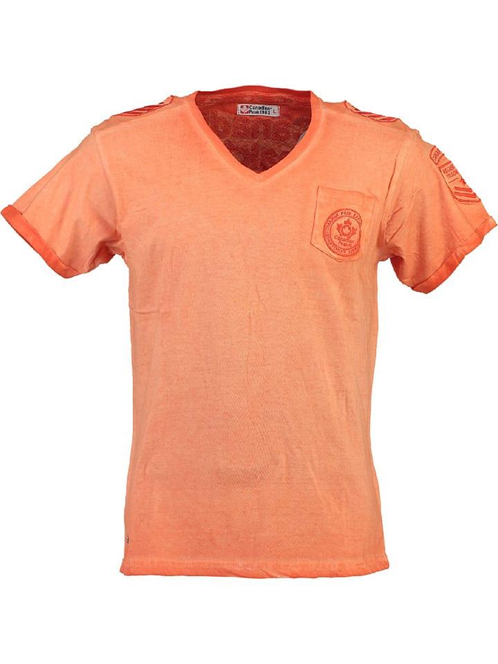 "Canadian Peak Shirt ""James"" in Koralle"