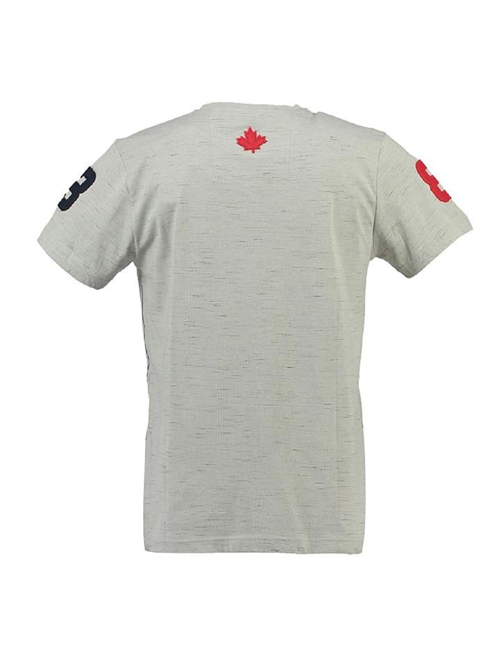 """Canadian Peak Shirt """"Juna"""" in Grau"""