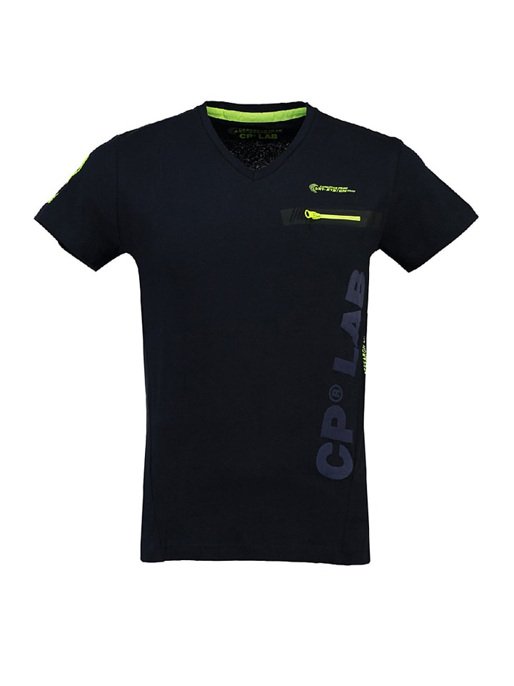 "Canadian Peak Shirt ""Japano"" in Dunkelblau"