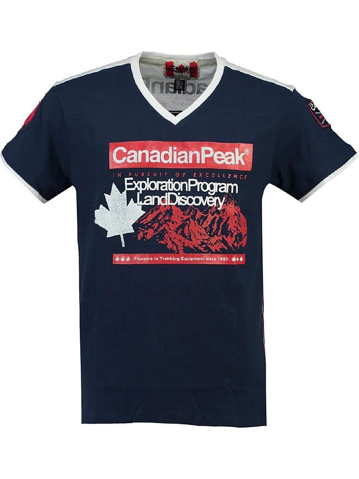 """Canadian Peak Shirt """"Janeiro"""" in Dunkelblau"""