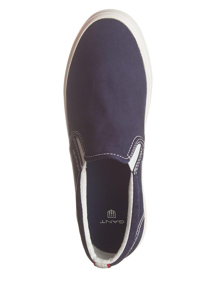 GANT Footwear Slipper in Dunkelblau
