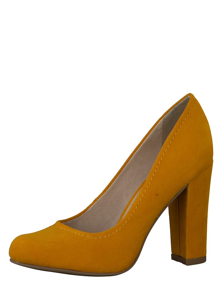 Marco Tozzi Pumps in Ocker