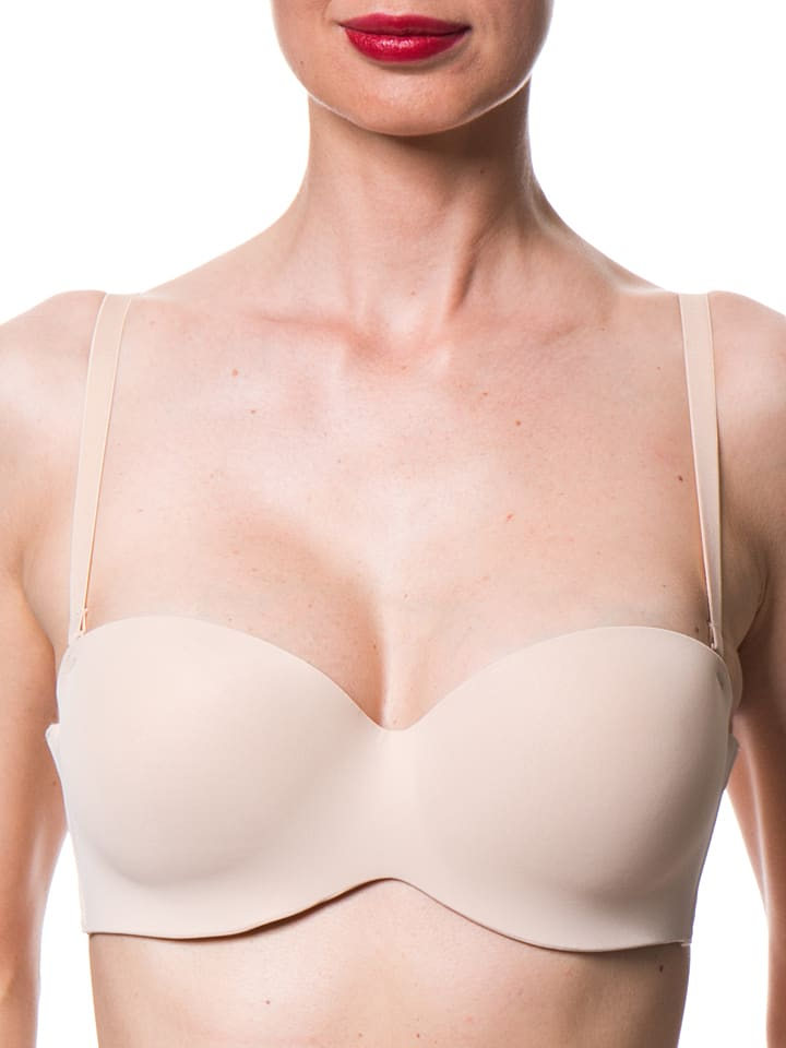 Skiny Balconette-BH in Nude