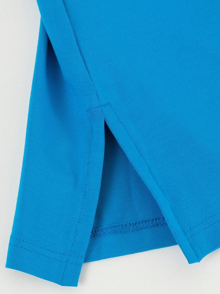 Ulla Popken Shirt in Blau