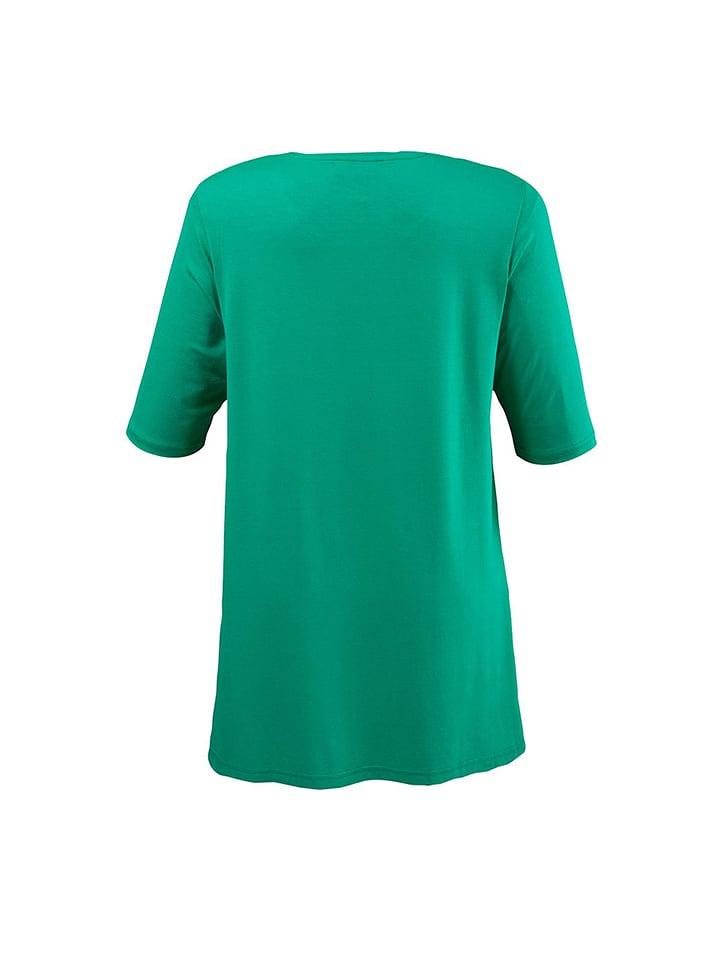 Ulla Popken Shirt in Grün