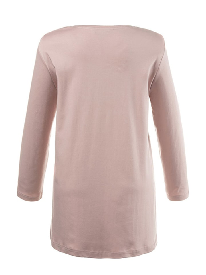 Ulla Popken Shirt in Beige