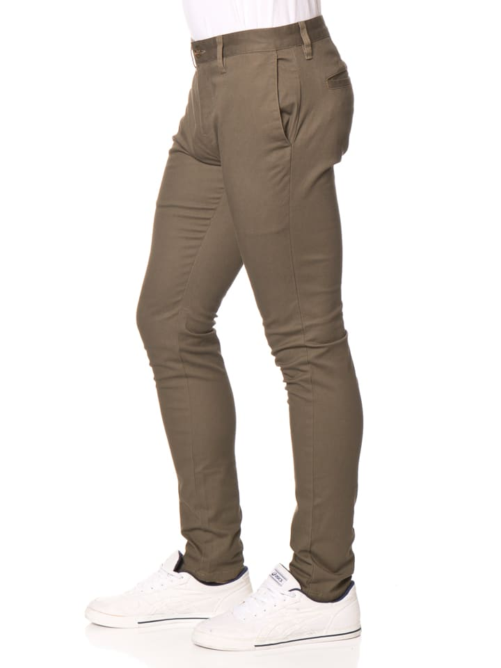 "Reef Chinohose ""Trail"" in Khaki"