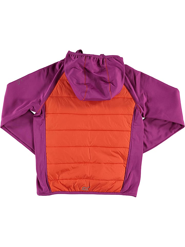 Regatta Übergangsjacke Kielder in Orange/ Lila
