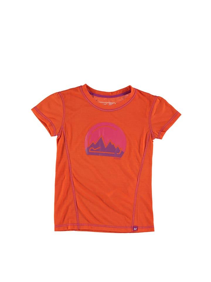 Regatta Shirt Motion in Orange