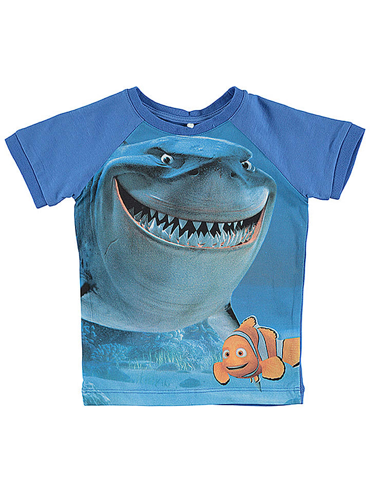 Name it Shirt ''Nemo'' blauw