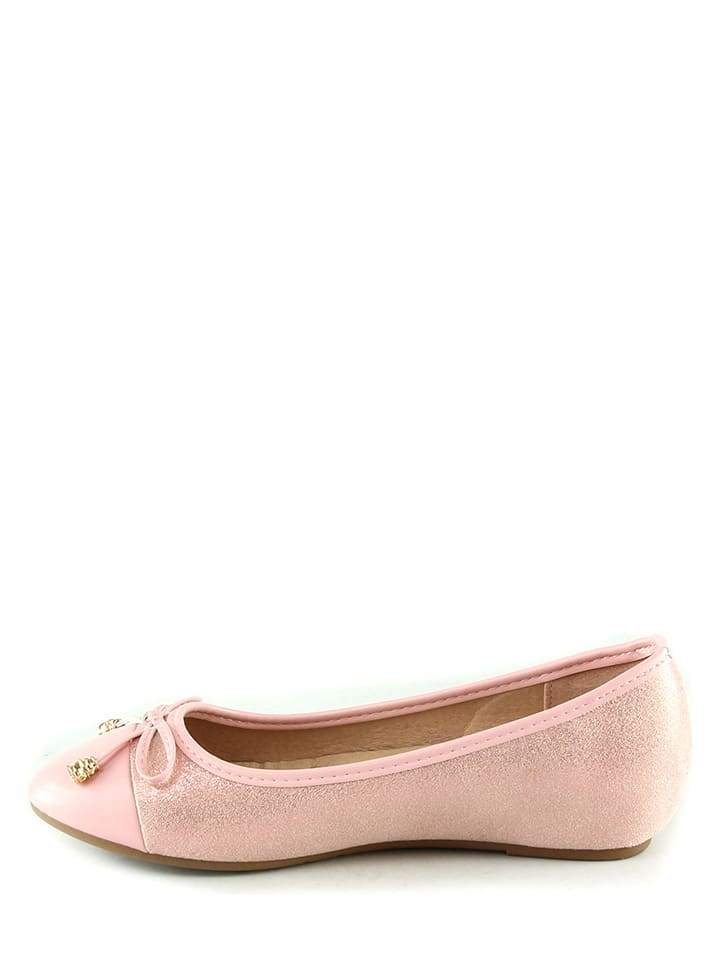 Sixth Sens Ballerinas in Rosa