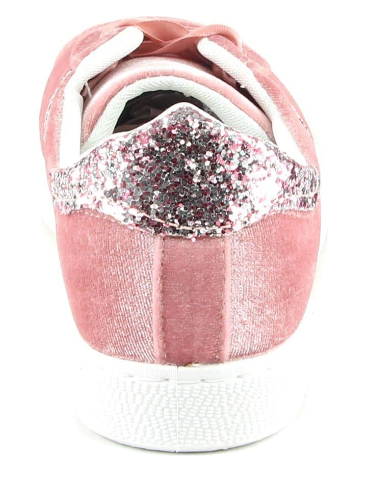 Sixth Sens Sneakers in Rosa