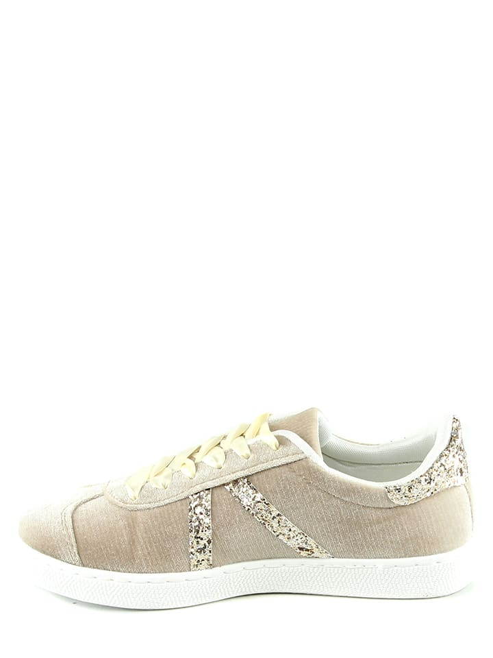Sixth Sens Sneakers in Taupe