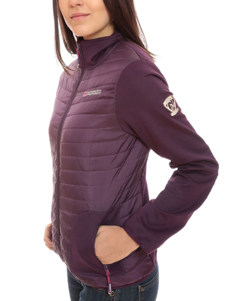 "Geographical Norway Softshelljacke ""Tansa"" in Lila"