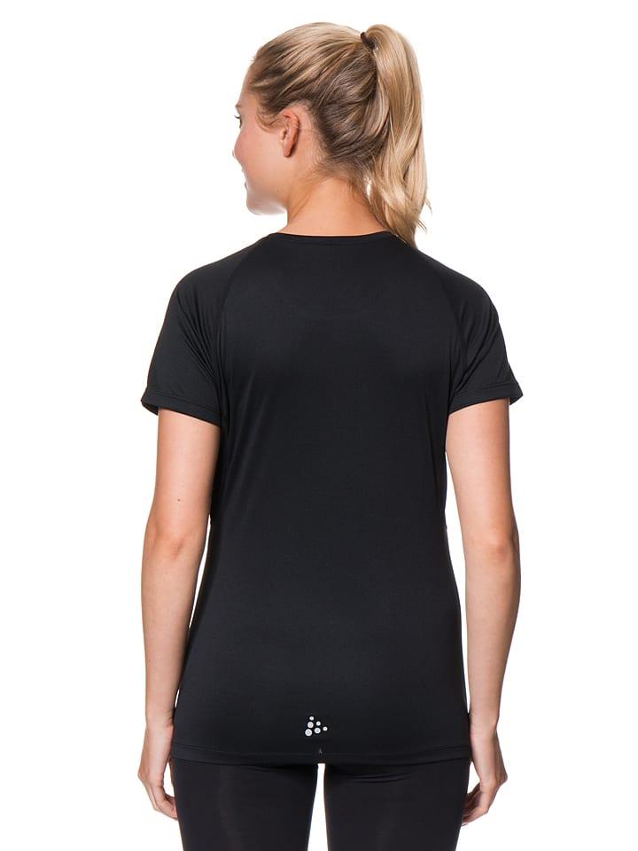 Craft Funktionsshirt in Schwarz